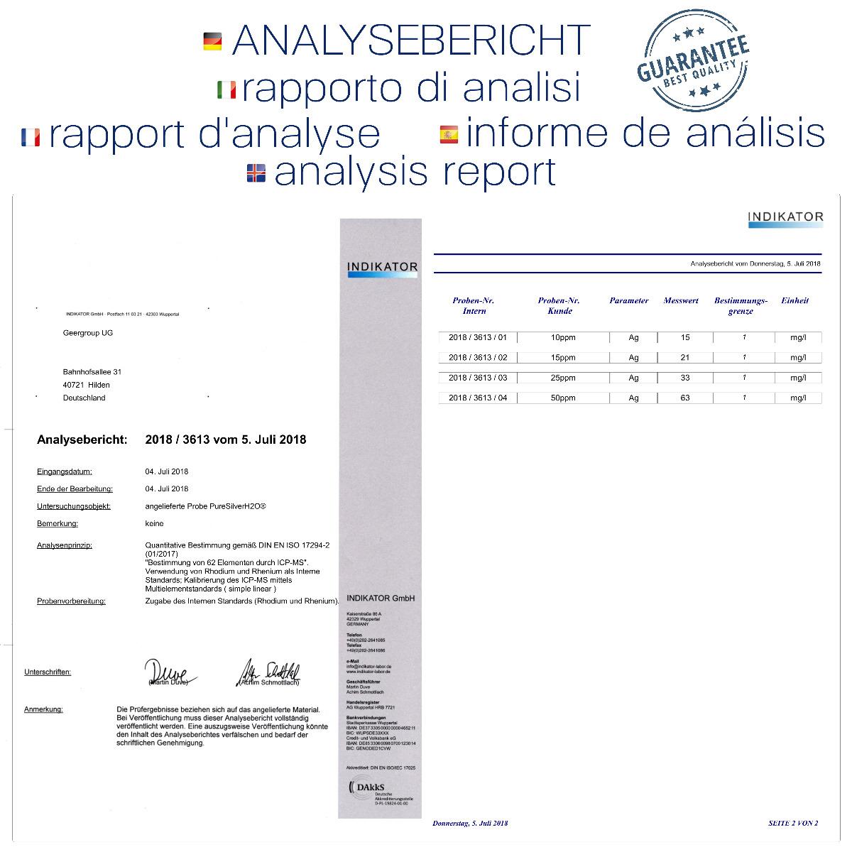 Laboranalyse