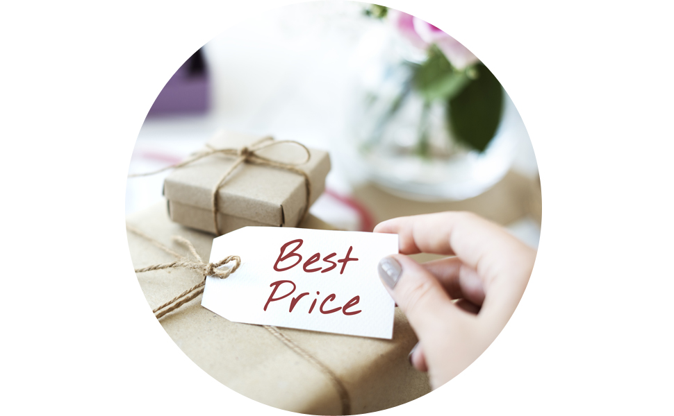 best price offer